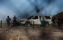 Meksika'nın ABD sınırı savaş alanına döndü: 21 ölü
