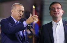 Erdoğan'dan Kanal İstanbul'a karşı çıkan İmamoğlu'na yanıt: Otur işine bak