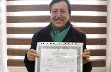 60 yaşında lise diplomasını aldı, hedefi üniversite..