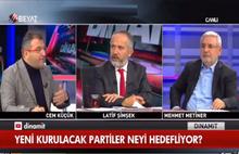 Cem Küçük: Erdoğan iktidardan düşerse yargılanırız