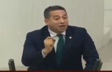 Erdoğan timsah mı besliyor dedi, meclis karıştı