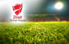 Türkiye Kupası'nda son 16 turu eşleşmeleri belli oldu!