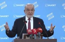 Karamollaoğlu: 2021'de erken seçim var