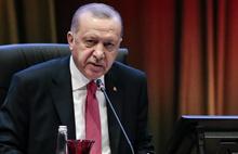 Erdoğan: Kanal İstanbul projesini, millete yük getirmeden milli bütçeden yapacağız