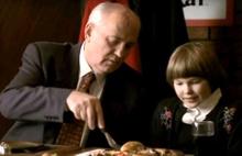 Sovyetlerin son lideri Mihail Gorbaçov, pizza reklamı için 1 milyon dolar mı aldı?