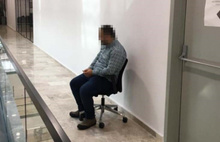 AKP'li Başkandan tuvalet kapısında oturma cezası