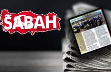 Sabah gazetesi, AKP'li belediyeyi CHPli gösterip, hizmet yok başlığı attı