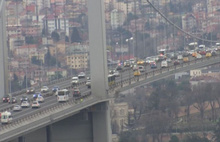 Köprü'de şüpheli paket alarmı