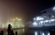 İstanbul'da deniz trafiğine sis engeli