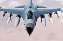 Türk savaş uçaklarından keşif uçuşu