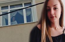 Penceredeki küçük kız da hayatını kaybetti