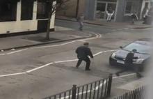 Londra'da müslüman gruba saldırı