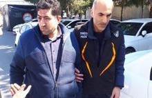 İnsanlıktan çıkan taksici gözaltına alındı