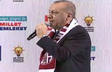 Erdoğan'dan İdris Naim Şahin'e: Taklacı..