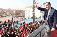 Çankaya'da Alper Taşdelen tarihi oy oranıyla seçildi