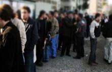 İşsiz sayısı 5 milyona yaklaştı