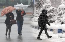 Meteoroloji uyardı,kış geri geliyor