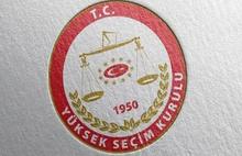MHP, İstanbul seçimi için YSK'ya başvurdu