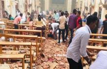 Sri Lanka'da terör saldırısı dehşeti