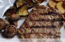 Meclis lokantasında Mantar Soslu Biftek 12 lira
