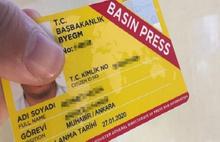 Son bir yıl içinde en az 664 gazetecinin sarı basın kartı iptal edildi