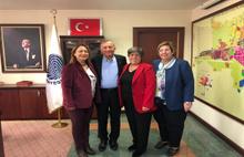 Belediye Başkanlarına kadın aday sitemi