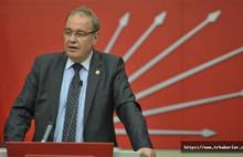 CHP , İçişleri ve Adalet bakanı'nın istifasını istedi..