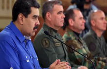 Maduro: Darbe girişimi başarısız oldu