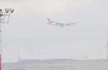 8 Uçak İstanbul havalimanına inemedi