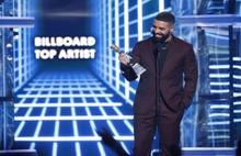 Drake, Taylor Swift'in rekorunu kırdı