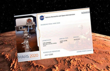 Mars'a isim yollamak ister misiniz?