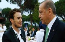 Ceceli Erdoğan'ın iftarına zorla mı girmek istedi ?
