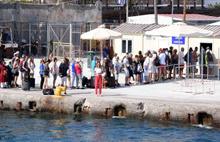 Yunan Adaları: 23 Haziran'da gelmeyin..