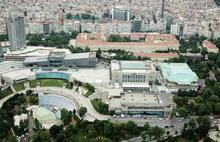 Lütfi Kırdar'da yoğun güvenlik önlemleri