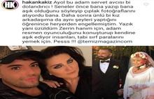 Zerrin Özer'e çıplak fotoğraf şoku