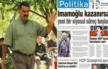 PKK'nın yayını Öcalan'ın sözlerini sansürledi