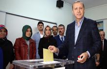 Erdoğan sonuçları İstanbul'dan takip edecek