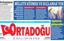 MHP'nin gazetesi de krize yenildi