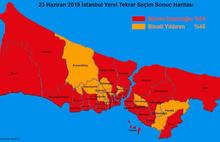 23 Haziran'da Milletvekilliği seçimleri yapılsaydı..