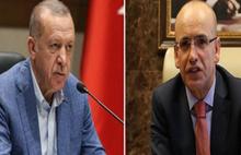 Erdoğan, Mehmet Şimşek'e ekonominin başına geç dedi mi?
