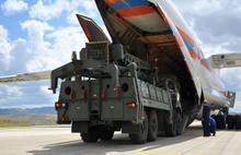 10. Rus uçağı Mürted'e indi