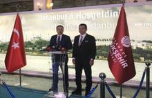 İstanbul Valisi İmamoğlu'nu ziyaret etti: Bir haftada bitirilen para sorusuna cevap vermedi
