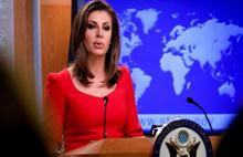 ABD Dışişleri Sözcüsü Ortagus: Trump Türkiye'ye karşı yaptırım seçeneklerini değerlendiriyor