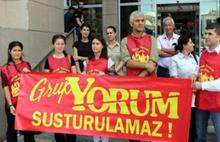 Grup Yorum'un açlık grevi Meclis gündeminde