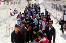 İstanbul'daki  onbinlerce kayıtsız göçmen sınır dışı ediliyor
