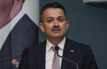 Bakan Bekir Pakdemirli sahte belgeli kurban ithalini doğruladı
