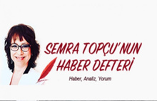 Semra Topçu'dan haber var...