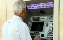Emekli maaşlarına bloke iddiası