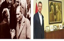 İmamoğlu'nun odasındaki Atatürk tablosundaki köylü kim ?