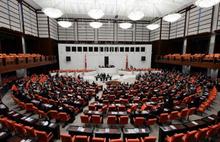 Cumhurbaşkanının korumaları Meclis'te kriz yarattı
